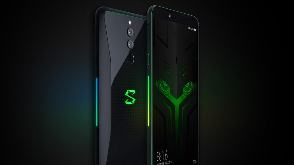 Xiaomi's Black Shark Helo gaming phone starts selling early, but you can't have it!