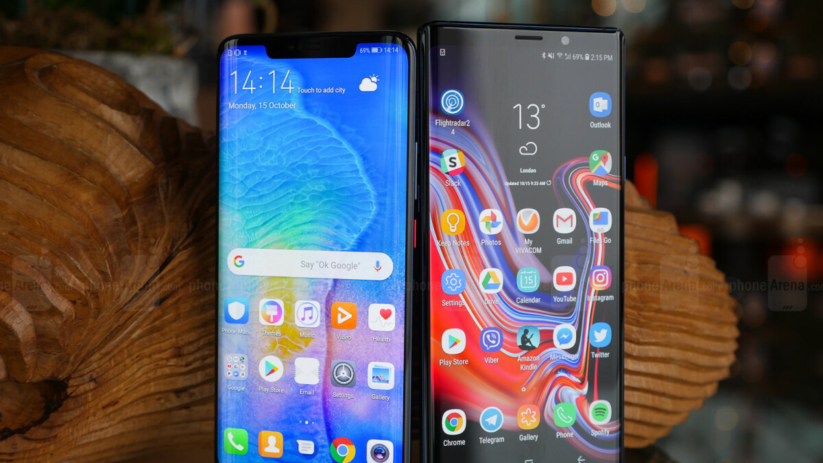 The Huawei Mate 20 Pro is what the Galaxy Note 9 should have been