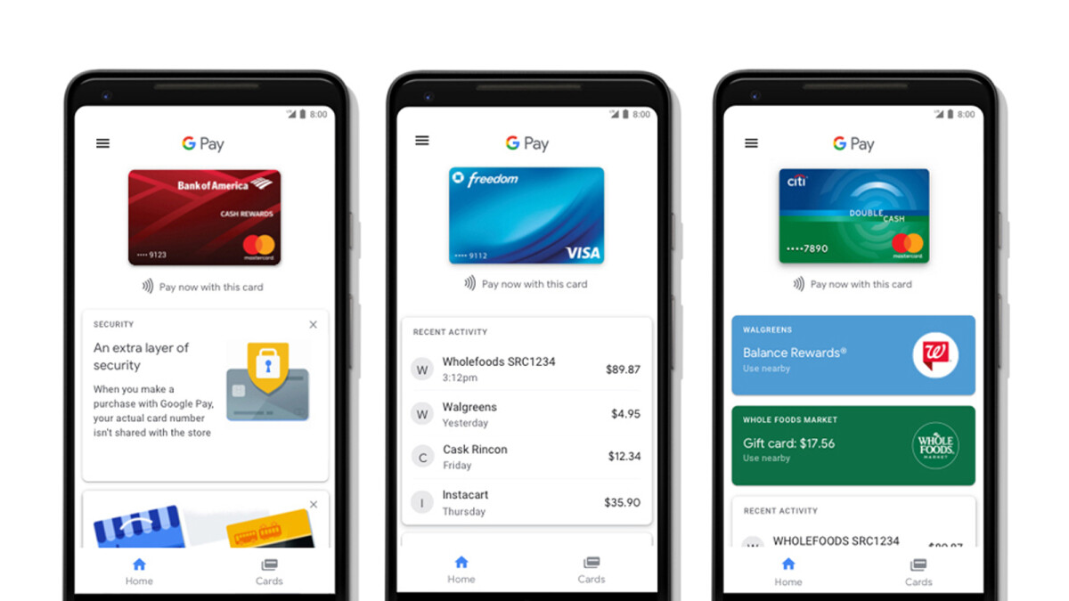Google Pay comes to the Nordic countries thanks to a partnership with Nordea