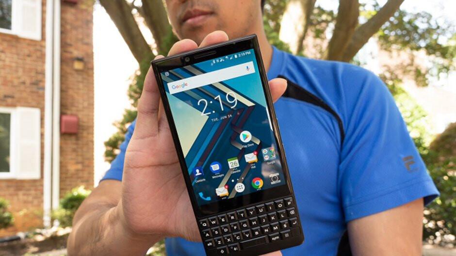 Win a BlackBerry KEY2 in BlackBerry Mobile's Spooky Halloween sweepstakes