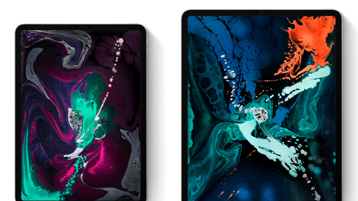 Apple's new iPad Pro 2018 with USB-C will charge faster with the new brick in the box