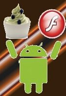 "Google's Andy Rubin says Full Flash support expected with Android 2.2 ""Froyo"""