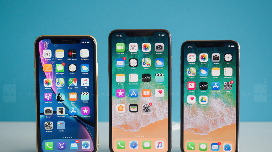 Outlook for iOS gets iPhone XS, XS Max and XR support