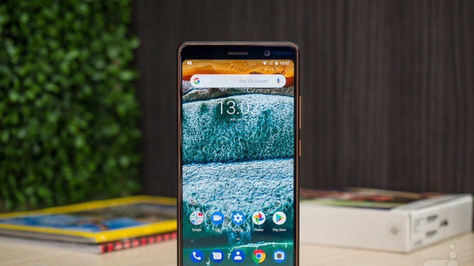 Nokia 7 Plus receives new update, brings security improvements