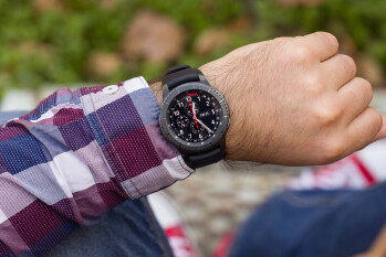 You can't beat this refurbished Samsung Gear S3 Frontier deal