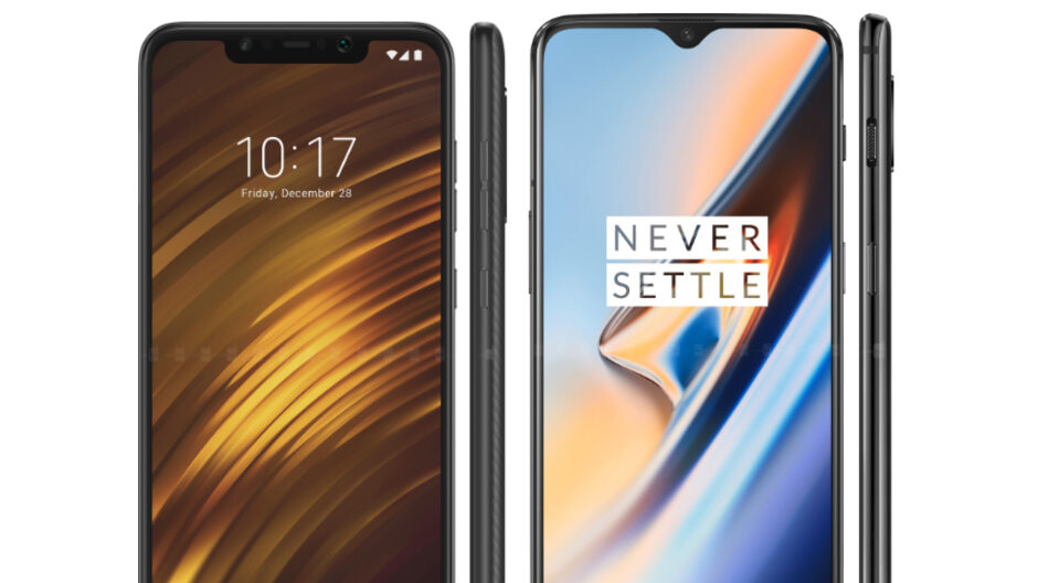 Pocophone F1 or OnePlus 6T: which one would you buy?
