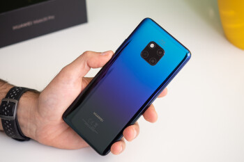 Huawei's Mate 20 Pro has set a new record for pre-orders in Europe