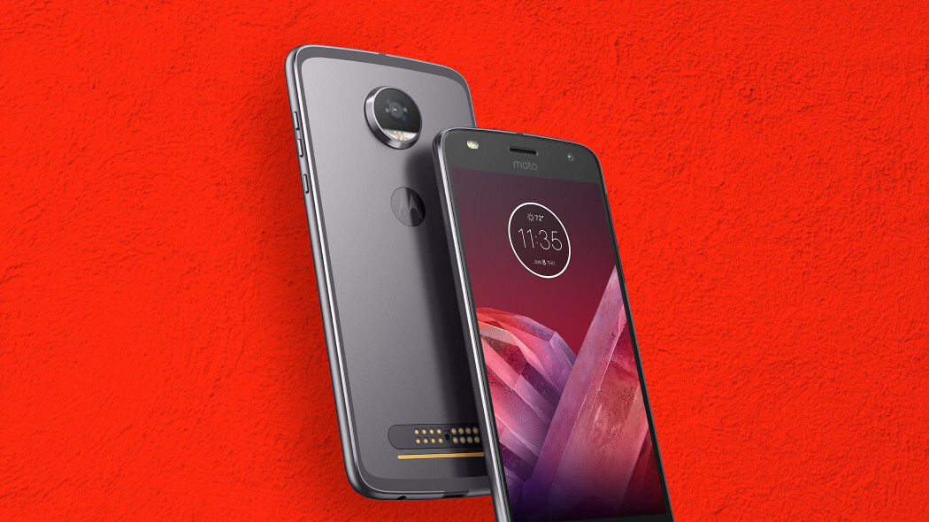 Deal: Motorola Moto Z2 Force, Z2 Play, and X4 discounts are available again