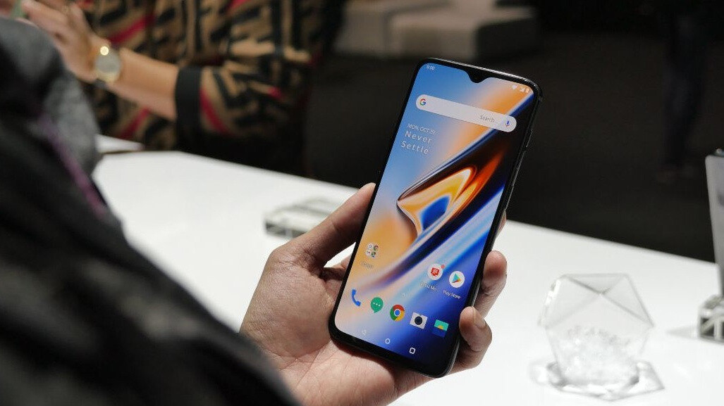 Official OnePlus 6T sales are now underway at T-Mobile and OnePlus