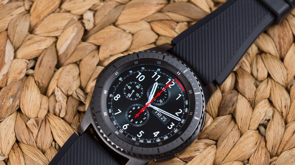 Deal: Samsung Gear S3 is on sale for just $200 at Target