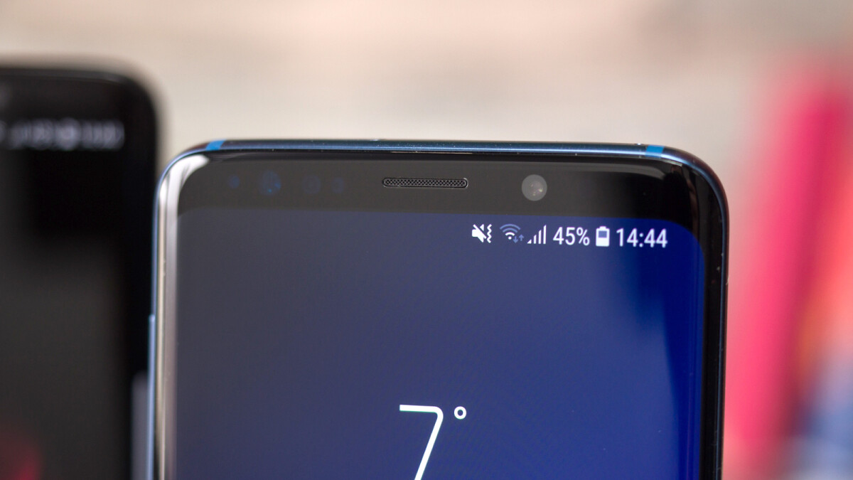 Samsung's Galaxy S10 lineup might ditch the iris-scanning functionality