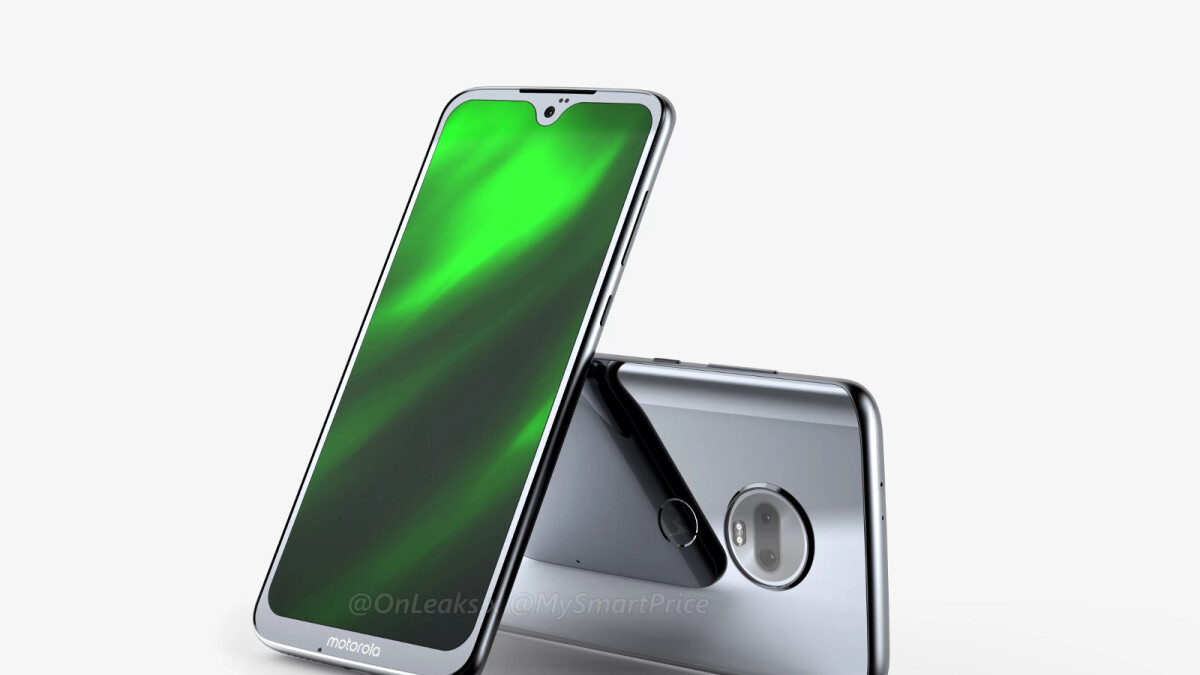 Motorola could soon release its first phone with in-device wireless charging, will it be the Moto G7?