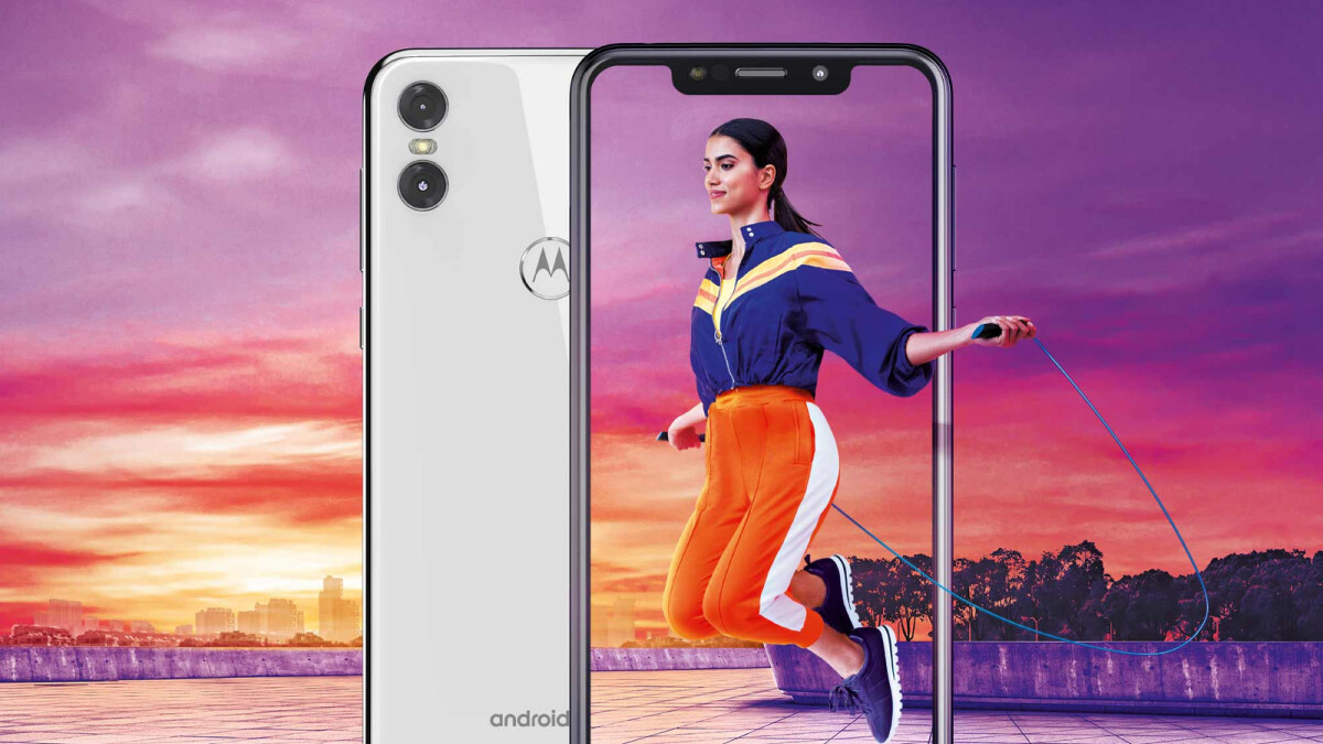 Motorola One is the first notched Moto phone in the US, price and release date announced