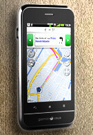 Garmin-Asus A10 is a pedestrian-friendly Android smartphone