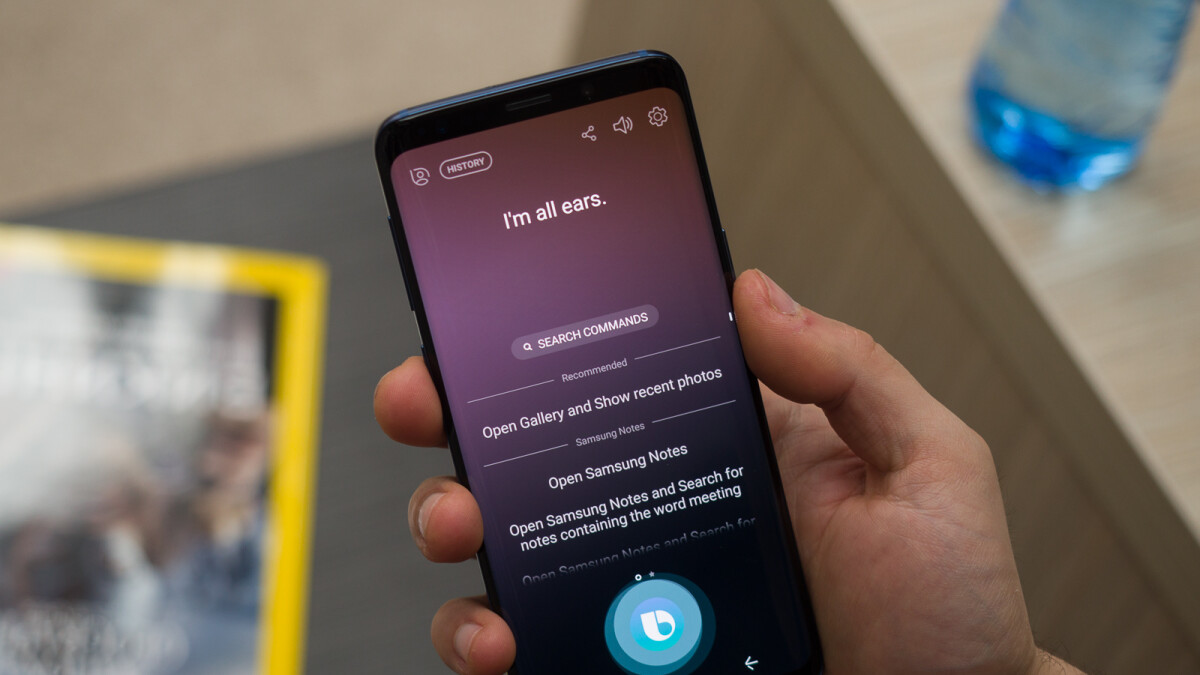 Samsung to open Bixby for third-party apps later this week, hoping to catch up with its competitors