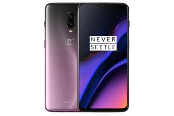 The Thunder Purple version of the OnePlus 6T won't be available in the US
