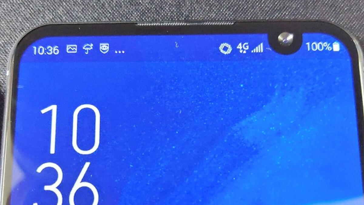 Asus Zenfone 6 flaunts bizarre corner notch in leaked hands-on video