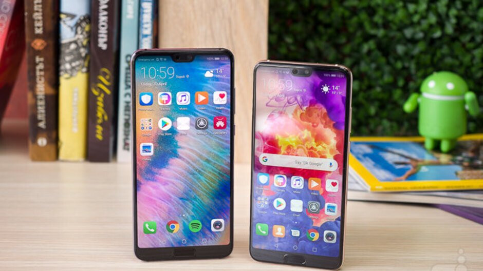 Huawei's Android 9 Pie update for P20 and Mate 10 gets an official release date