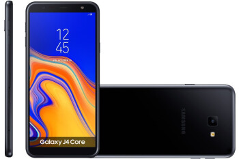 Samsung Galaxy J4 Core, the company's second Android Go phone, leaks in full