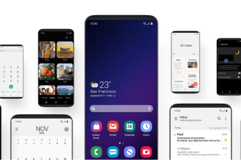 Samsung Galaxy S8, S8+ and Note 8 won't get the new One UI experience