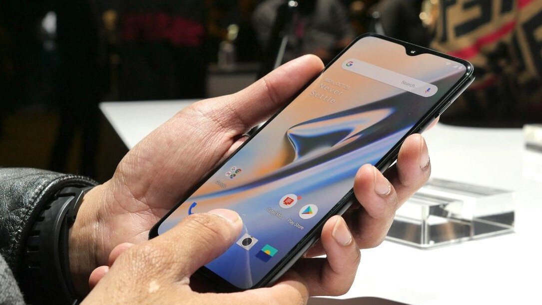 OnePlus 6T scores its second post-launch update already, improving Screen Unlock