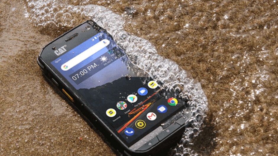 Lease the rugged CAT S48c from Sprint for $20 per month starting tomorrow