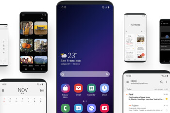 Samsung Galaxy S8, S8+, and Note 8 might get the OneUI after all
