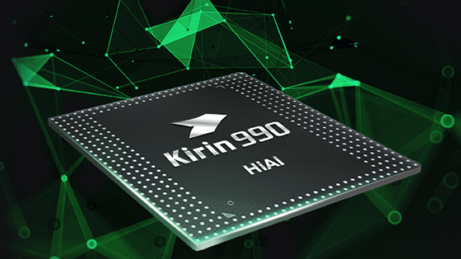Second-gen 7nm chipset being developed by Huawei, 5G modem and improved performance on board