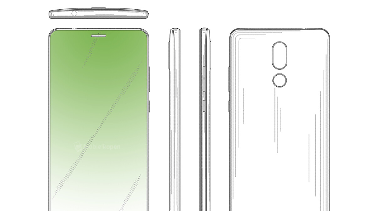Huawei's looking into display holes too, new patent reveals