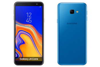 Samsung officially introduces its second Android Go smartphone, the Galaxy J4 Core