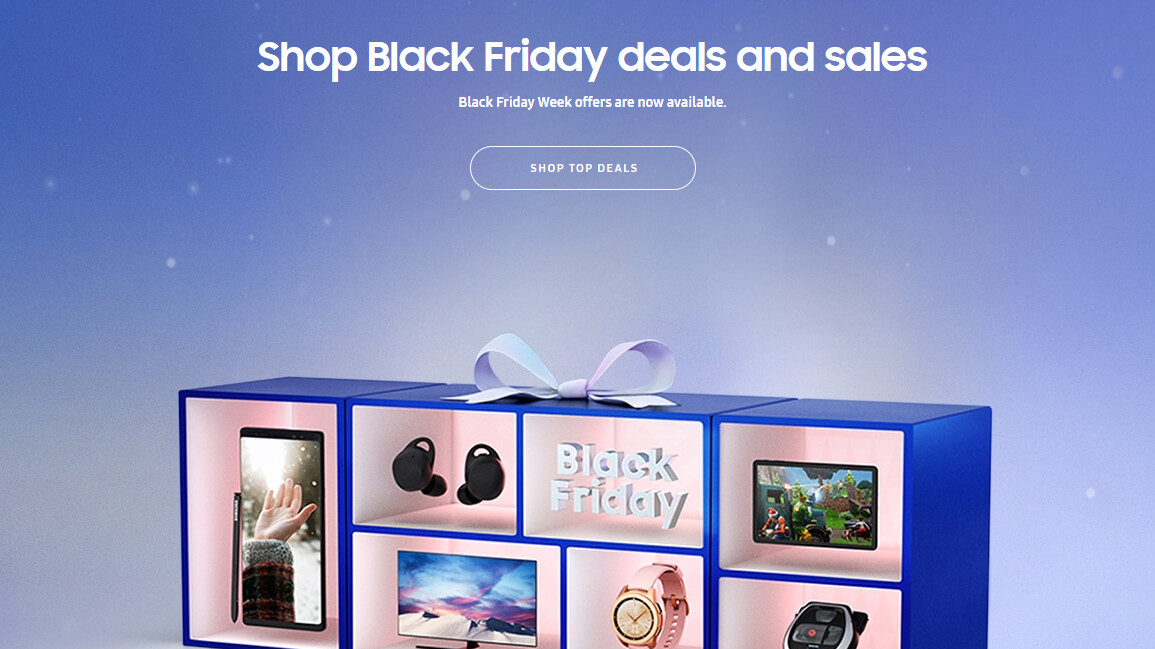 Samsung Black Friday 2018 deals: Galaxy Note 9, Galaxy Watch, and other devices now discounted