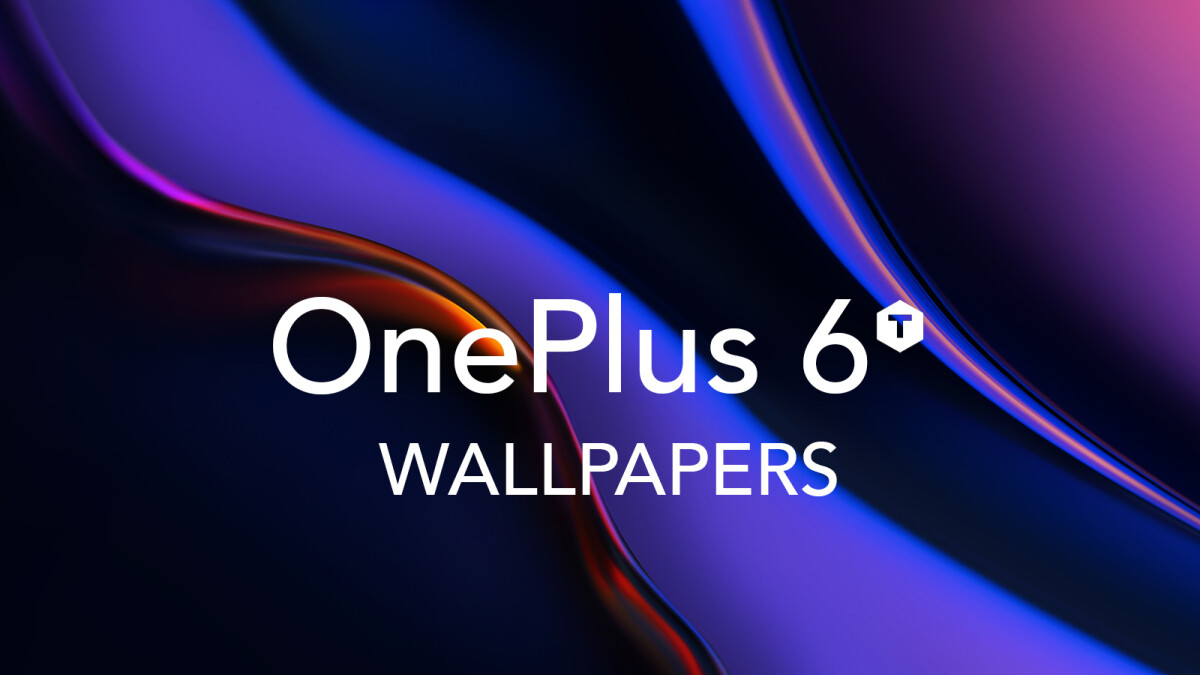 You can now get all OnePlus 6T wallpapers in resolutions of up to 4K