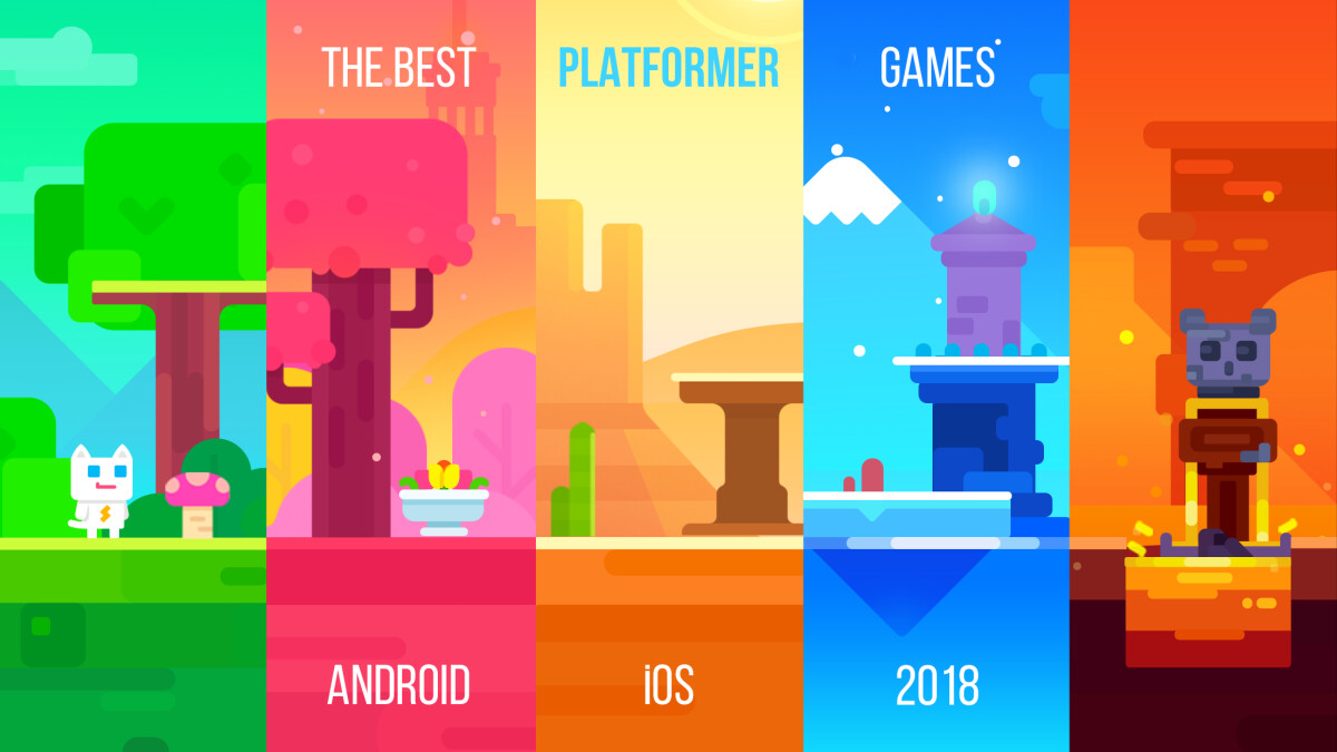 9 of the best platformer games for iOS and Android (2018)