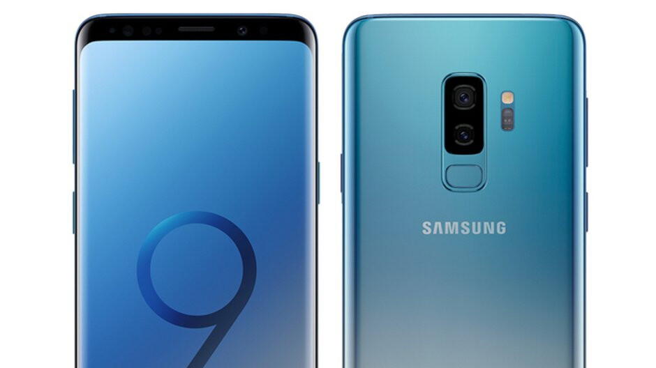 Samsung is launching a cool-looking gradient finish for the Galaxy S9 and you (probably) can't get it...