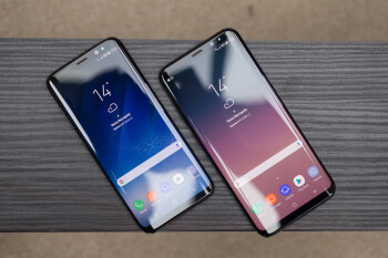 Work on Galaxy Note 8, S8, and S8+ Android 9 Pie update seems to have begun