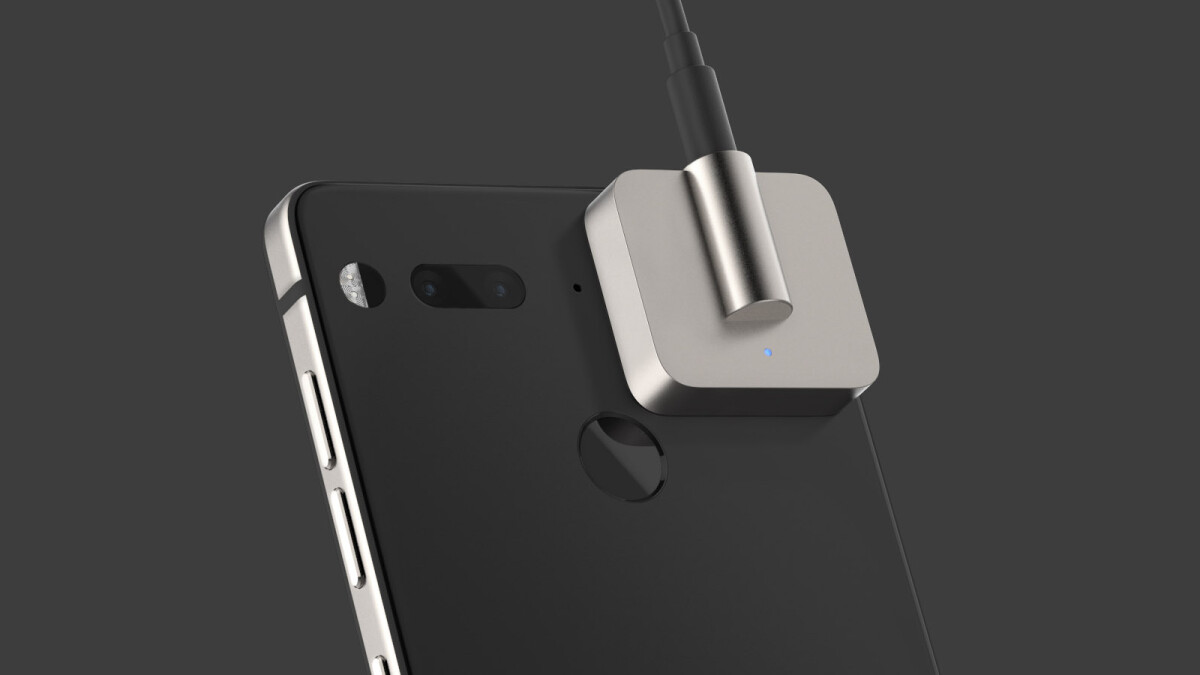 The Audio Adapter HD for the Essential Phone is now available for $149