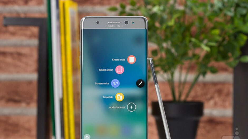 Wi-Fi certification shows that Samsung might update Galaxy Note 7 Fan Edition to Android 9 Pie