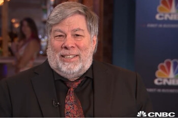 Watch Apple co-founder Steve Wozniak discuss the past, current and future of Apple