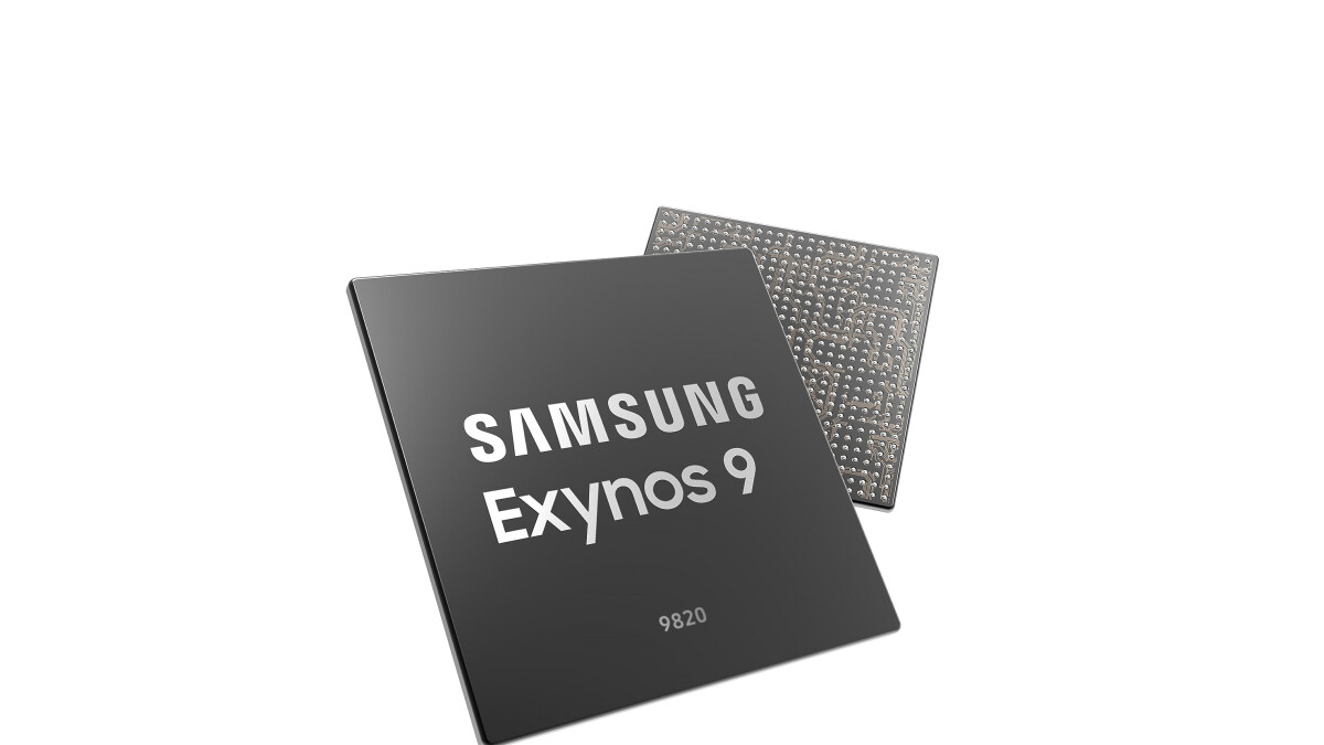 Samsung previews Galaxy S10 power with Exynos 9820 announcement