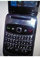 BlackBerry 9670 flip phone heard to be exclusive for Verizon & Vodafone?