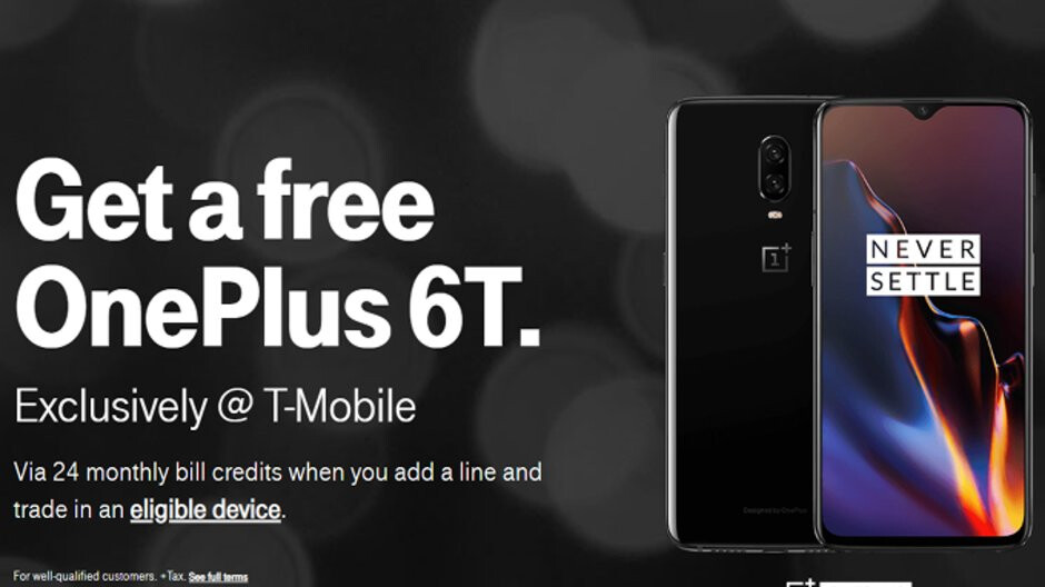 how to get oneplus 6t for free