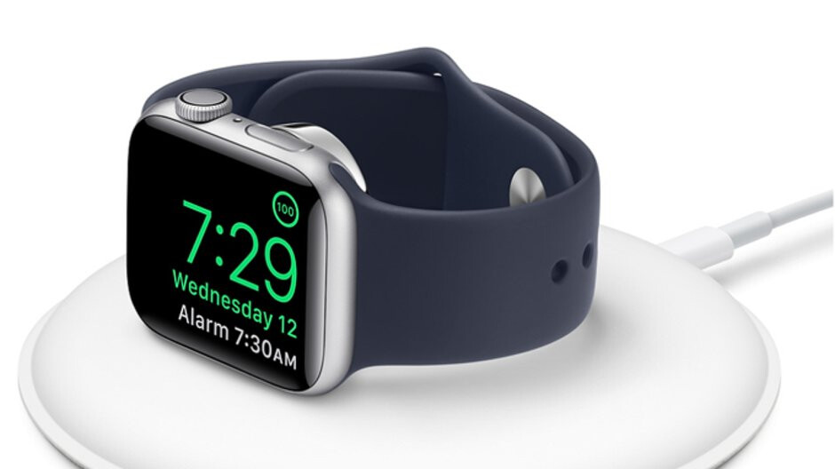 New version of Apple Watch Magnetic Charging Dock launched