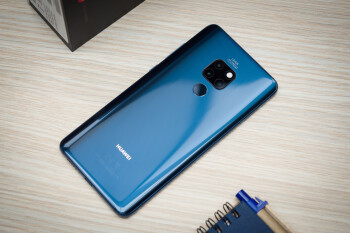 Huawei Mate 20 scores best battery life of any flagship in 2018