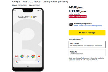 Save $200 on the Pixel 3, Pixel 3 XL and $400 on the Pixel 2 XL right now at Best Buy