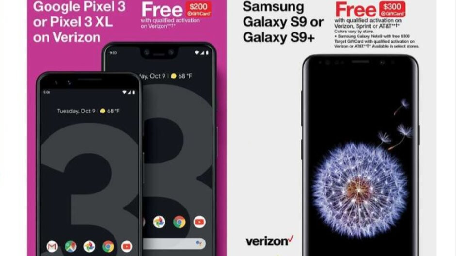 Target jumps the gun with early iPhone X, Galaxy Note 9, and