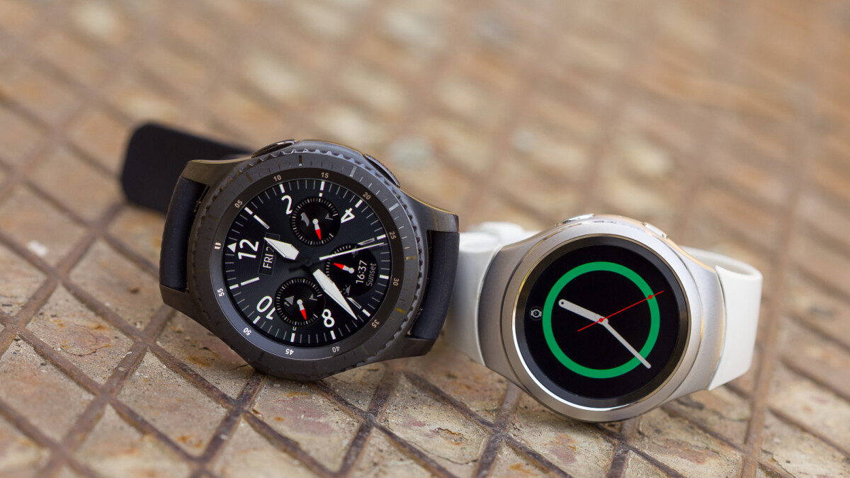 Samsung Gear S3 and Gear Sport drop below $200