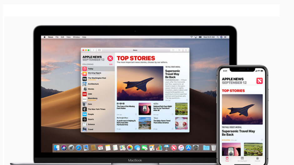 Apple News wants to play fair to the left and the right, promises no