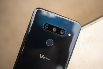 Verizon updates the LG V40 ThinQ with new camera features