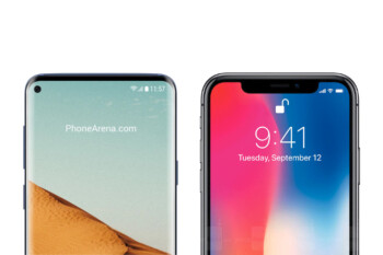 Is a camera hole better or worse than a notch?