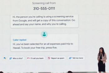 By the end of this year, Pixel 3 and Pixel 3 XL users will be able to save Call Screen transcripts